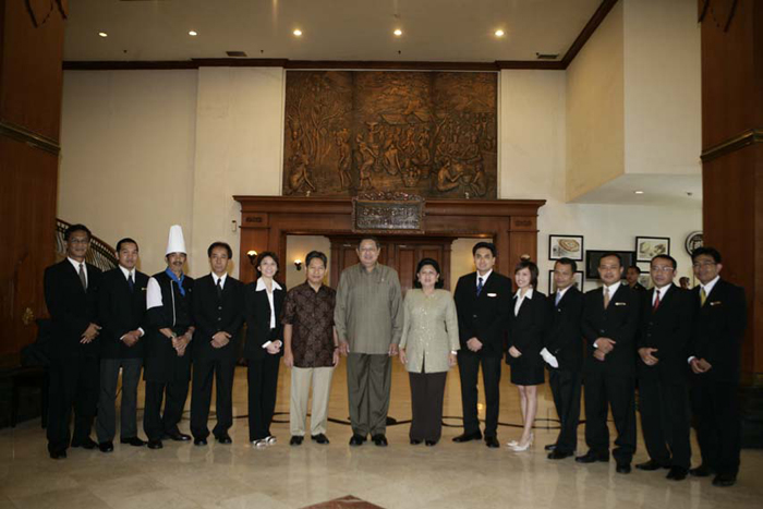 President of Republic Indonesia Mr Susilo Bambang Yudhoyono