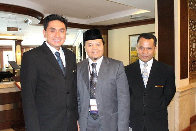 Member of parliament Mr.Hidayat Nur Wahid